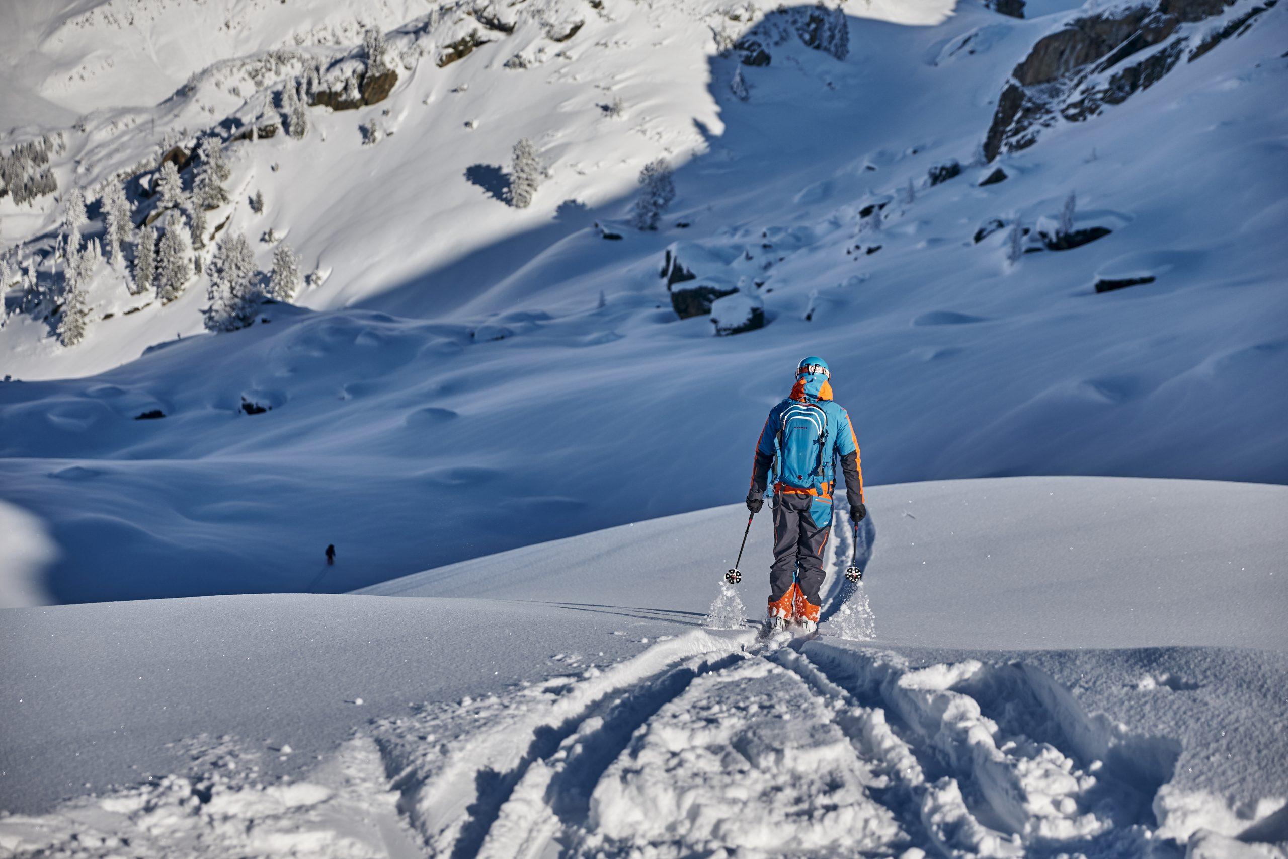 Skitour Breitspitz, Galtür