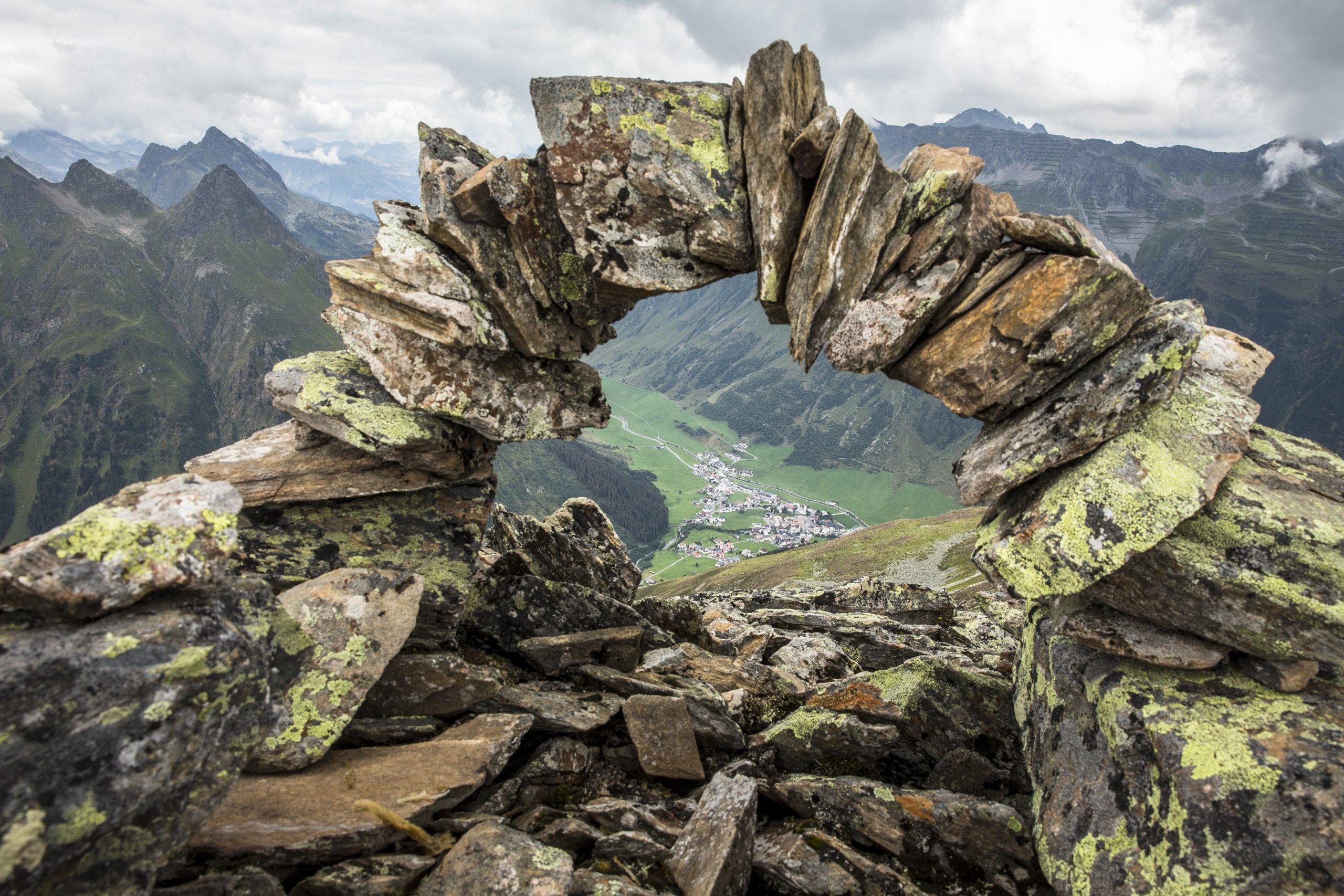 Wandern auf den Predigberg