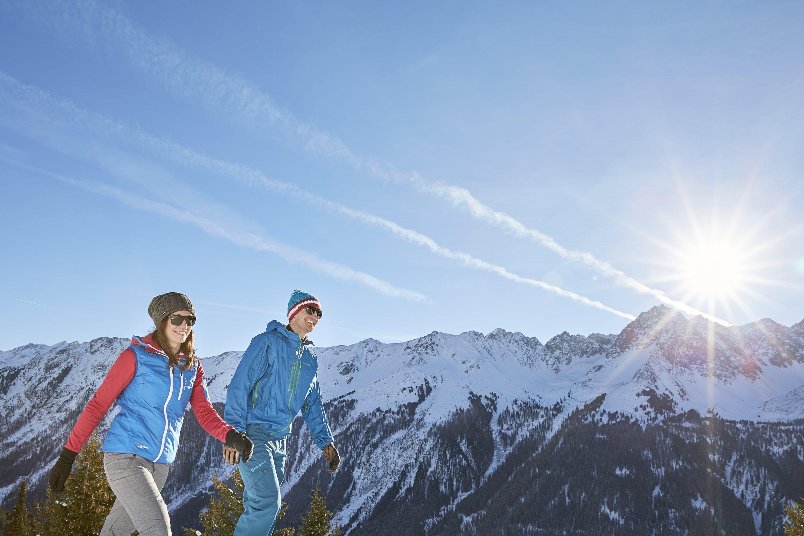 Winterwandern Ischgl, 23.1.2017